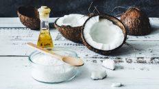 Kokosöl Hautpflege