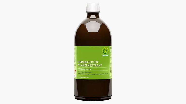 Multikraft: FPE (fermentierter Pflanzenextrakt)